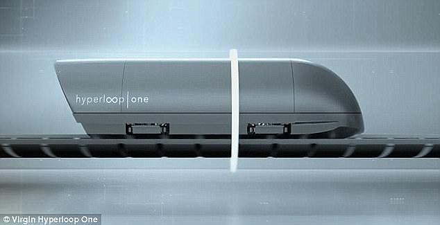 Tỷ phú Mỹ xây dựng tuyến đường siêu tốc độ hyperloop đầu tiên ở châu Âu - Ảnh 9.