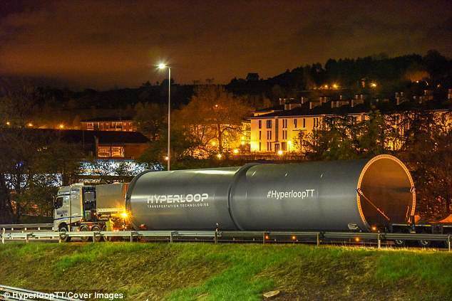 Tỷ phú Mỹ xây dựng tuyến đường siêu tốc độ hyperloop đầu tiên ở châu Âu - Ảnh 7.
