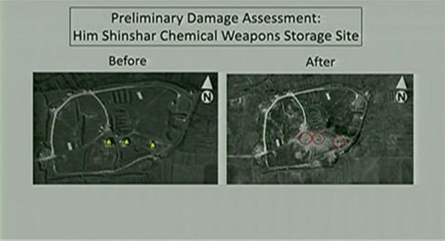 """Syria bắn hạ 71 tên lửa Mỹ-Anh-Pháp: Nga phóng đại hay """"màn dạo đầu"""" của Washington? - Ảnh 2."""