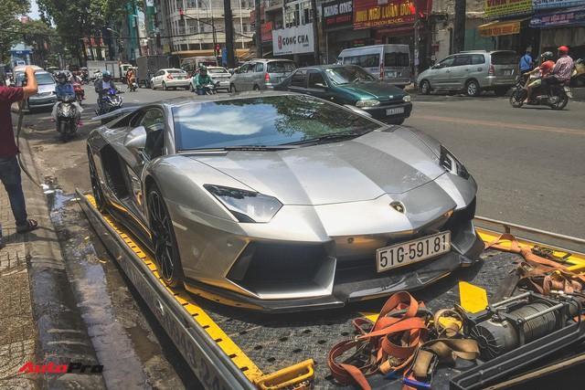 Ông chủ cafe Trung Nguyên tậu Lamborghini Aventador DMC độc nhất Việt Nam - Ảnh 10.
