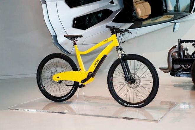 Lamborghini giờ đây tham gia cả vào thị trường xe đạp điện với hai mẫu xe phong cách - Ảnh 3.
