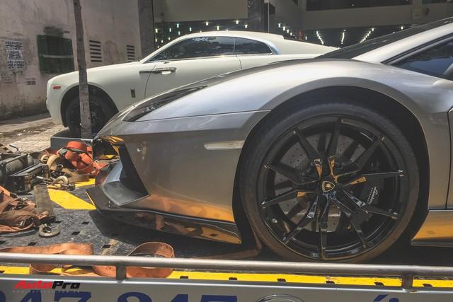 Ông chủ cafe Trung Nguyên tậu Lamborghini Aventador DMC độc nhất Việt Nam - Ảnh 8.