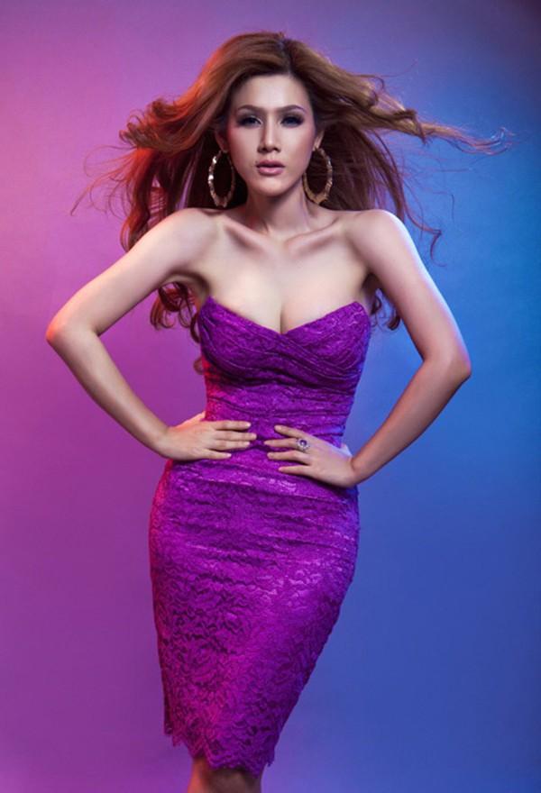 Cận cảnh gương mặt mới của Maria Đinh Phương Ánh: Ngỡ ngàng vì giống hệt búp bê - Ảnh 5.