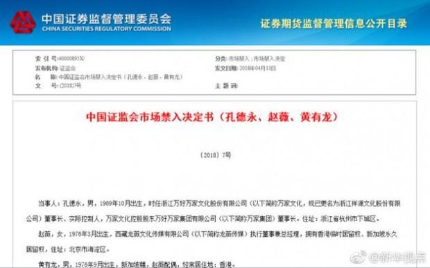 Gian lận chứng khoán, vợ chồng Triệu Vy chính thức nhận án phạt gần 1,2 tỷ đồng và cấm tham gia thị trường 5 năm - Ảnh 2.
