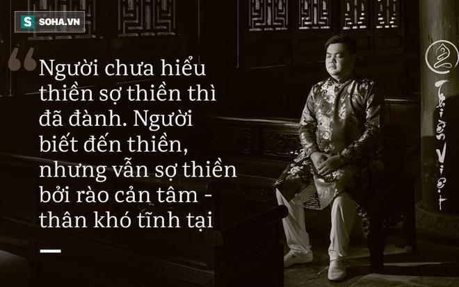 3 lý do khiến người Việt sợ thiền hơn người Mỹ và câu hỏi chúng ta có thiền được không? - Ảnh 2.