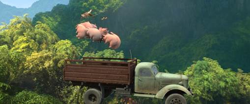 Ngỗng vịt phiêu lưu ký- phim hoạt hình vui nhộn ra mắt dịp lễ - Ảnh 5.