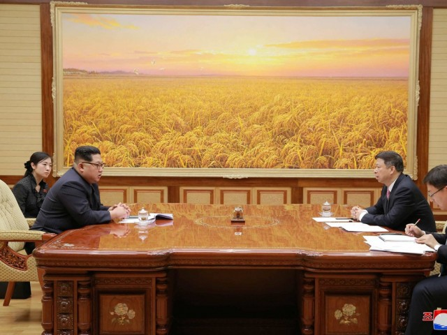 Treo ảnh chân dung ông Tập Cận Bình, Triều Tiên muốn được Trung Quốc chống lưng? - Ảnh 6.