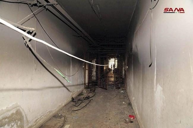 Kinh hoàng nhà tù khiến 5.000 người mất mạng của phe thánh chiến ở tử địa Douma, Syria - Ảnh 3.