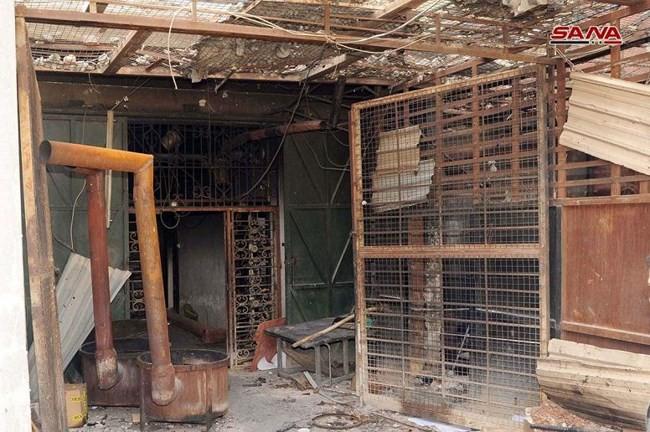Kinh hoàng nhà tù khiến 5.000 người mất mạng của phe thánh chiến ở tử địa Douma, Syria - Ảnh 5.