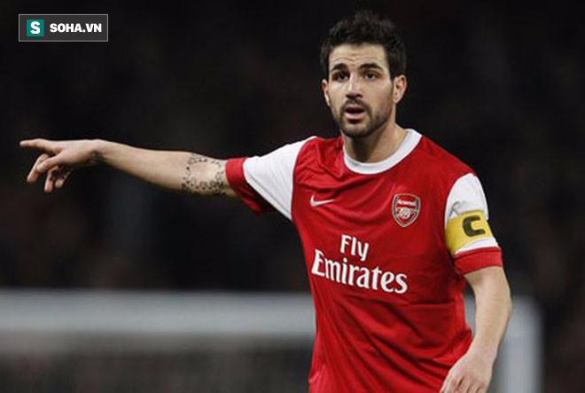 10 ngôi sao hay nhất của Arsenal dưới thời Arsene Wenger - Ảnh 9.