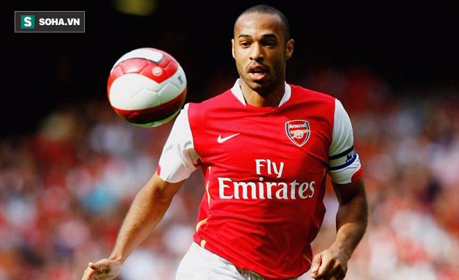 10 ngôi sao hay nhất của Arsenal dưới thời Arsene Wenger - Ảnh 1.