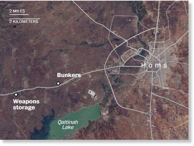 """Tomahawk Mỹ tấn công Syria bị """"mất thiêng"""": Nga phù phép hay đòn tâm lý chiến? - Ảnh 7."""