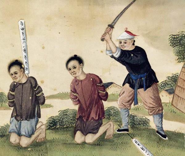 Trong bữa cơm cuối cùng của tử tù Trung Quốc thời xưa có một miếng thịt sống, vì sao? - Ảnh 2.