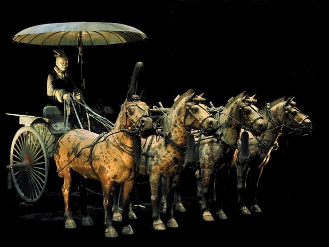 Bí mật lăng mộ Tần Thủy Hoàng: Cả trăm binh sĩ đất nung được đi spa suốt 2000 năm - Ảnh 5.