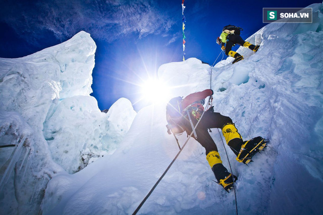 Hai cách để chết trên Everest - tử địa lộ thiên lớn nhất hành tinh - Ảnh 2.