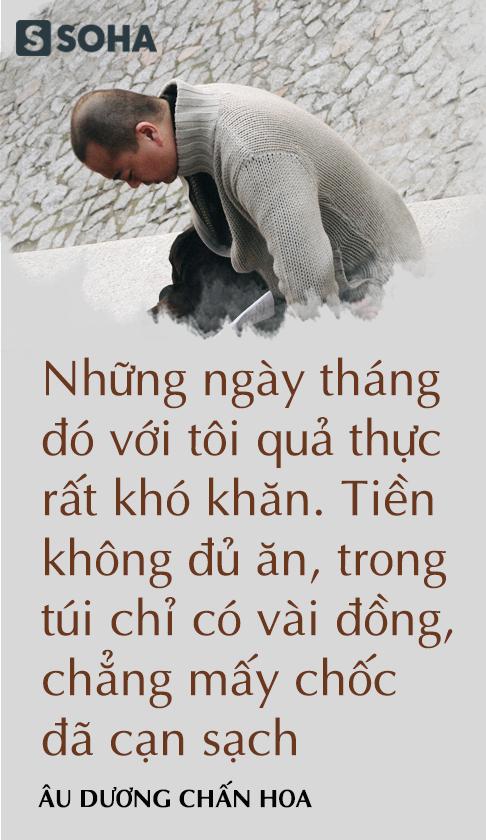 Âu Dương Chấn Hoa trả lời độc quyền báo Việt Nam: 20 năm không con cái, hạnh phúc viên mãn bên vợ tỷ phú - Ảnh 4.