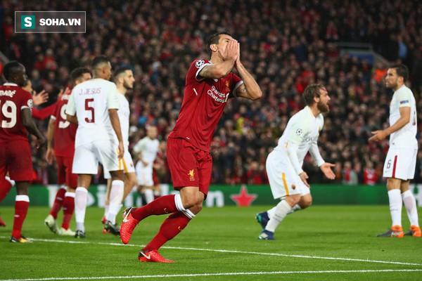 Salah hủy diệt Roma, nhưng Liverpool vẫn có thể chết vì 3 điều ngớ ngẩn này - Ảnh 1.