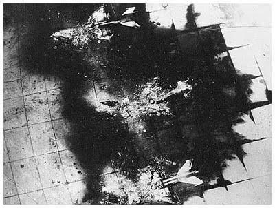 Không quân Israel đập nát liên minh Ả rập hùng mạnh: Chiến tích vô tiền khoáng hậu - Ảnh 5.