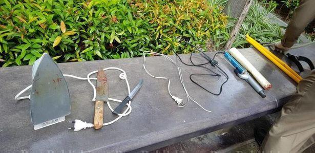 Thái Lan: Cô gái bị bạn trai cuồng ghen livetream cảnh đánh đập, đốt tóc đến biến dạng mặt - Ảnh 3.