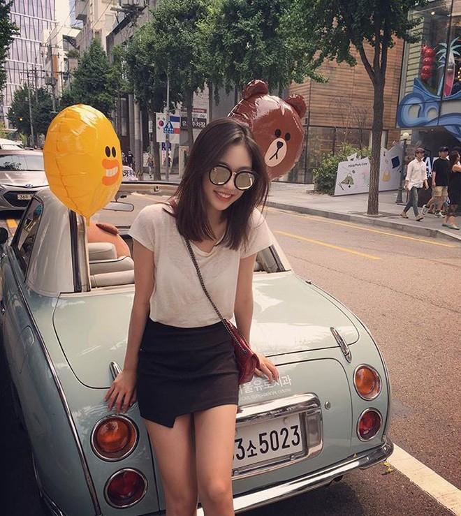 Cuộc sống giản dị của ái nữ xinh đẹp nhà tỷ phú xe hơi hạng sang duy nhất ở Trung Quốc - Ảnh 7.