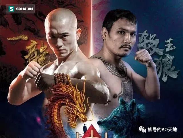 """""""Đòn chỏ tàn bạo"""" của huyền thoại Muay Thái sẽ kết liễu """"Đệ nhất Thiếu Lâm""""? - Ảnh 1."""