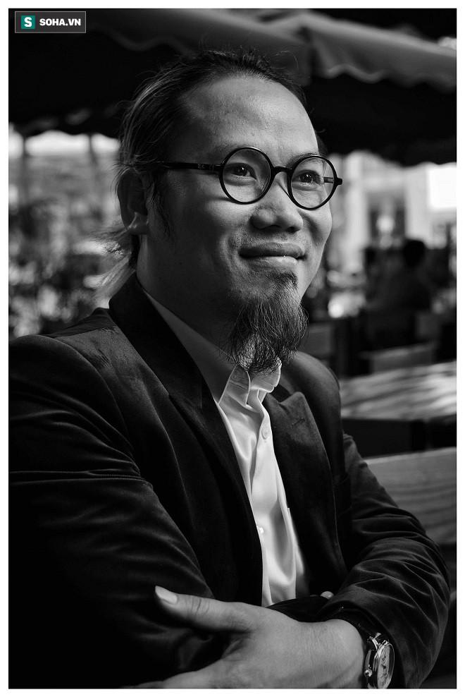 Quang Tèo: Có nhiều điều về Vượng Râu mà tôi vẫn giữ trong lòng bao nhiêu năm nay - Ảnh 3.
