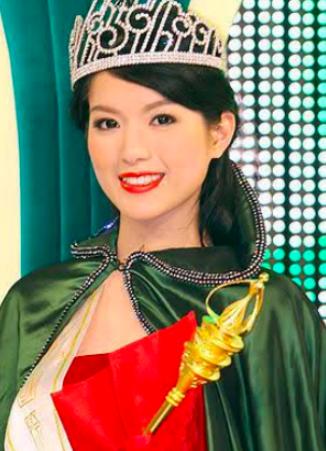 Chuyện đời Hoa hậu Trung Quốc 2 lần lộ ảnh nóng: Bị TVB hắt hủi vì quá béo, nay tìm được chân ái bên chồng đại gia - Ảnh 1.