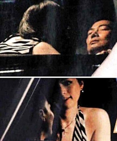 Chuyện đời Hoa hậu Trung Quốc 2 lần lộ ảnh nóng: Bị TVB hắt hủi vì quá béo, nay tìm được chân ái bên chồng đại gia - Ảnh 3.