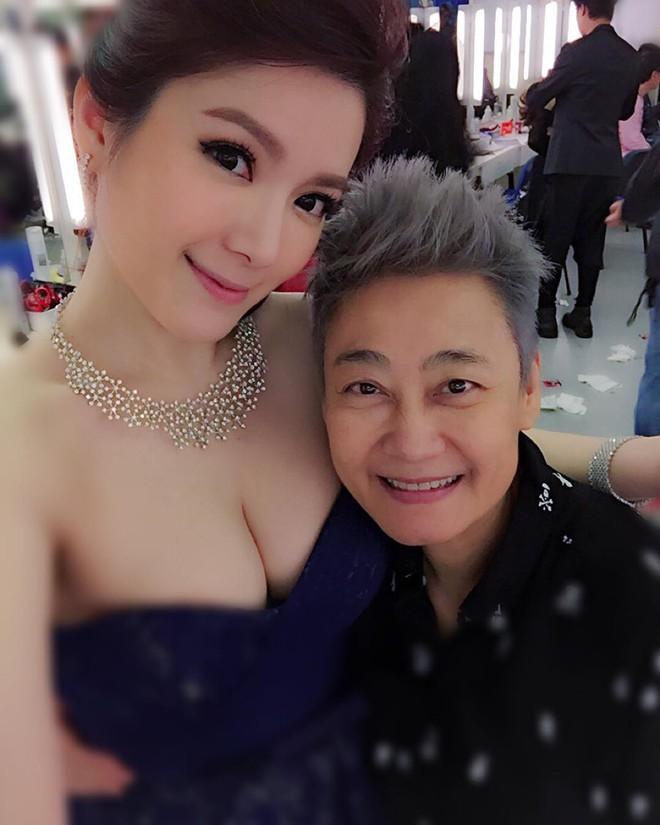 Chuyện đời Hoa hậu Trung Quốc 2 lần lộ ảnh nóng: Bị TVB hắt hủi vì quá béo, nay tìm được chân ái bên chồng đại gia - Ảnh 21.