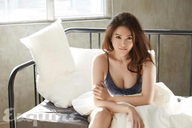 Chuyện đời Hoa hậu Trung Quốc 2 lần lộ ảnh nóng: Bị TVB hắt hủi vì quá béo, nay tìm được chân ái bên chồng đại gia - Ảnh 22.