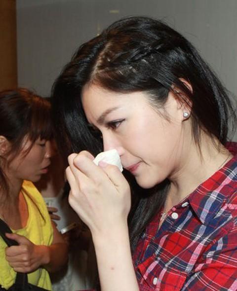 Chuyện đời Hoa hậu Trung Quốc 2 lần lộ ảnh nóng: Bị TVB hắt hủi vì quá béo, nay tìm được chân ái bên chồng đại gia - Ảnh 4.