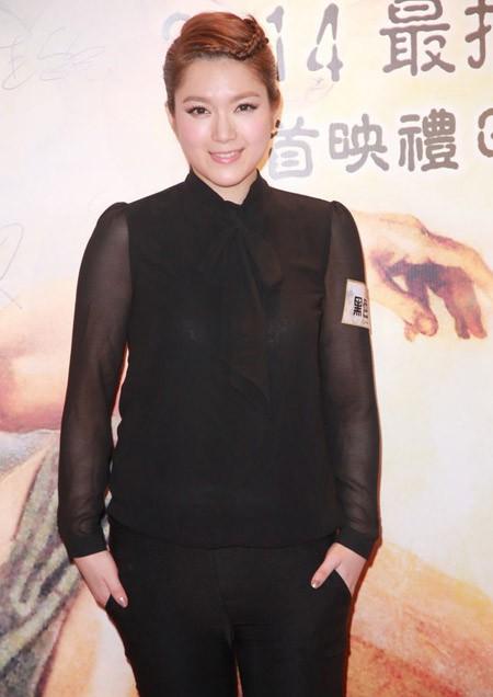 Chuyện đời Hoa hậu Trung Quốc 2 lần lộ ảnh nóng: Bị TVB hắt hủi vì quá béo, nay tìm được chân ái bên chồng đại gia - Ảnh 9.