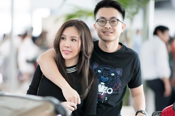 Mối quan hệ ít người biết giữa hoa hậu Thu Hoài và vợ chồng ngôi sao TVB Hồ Hạnh Nhi - Ảnh 4.