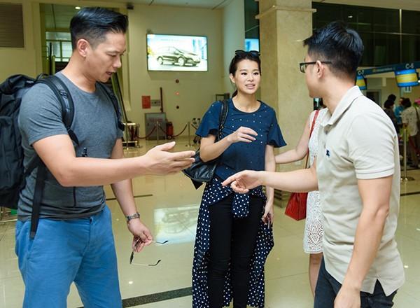 Mối quan hệ ít người biết giữa hoa hậu Thu Hoài và vợ chồng ngôi sao TVB Hồ Hạnh Nhi - Ảnh 7.
