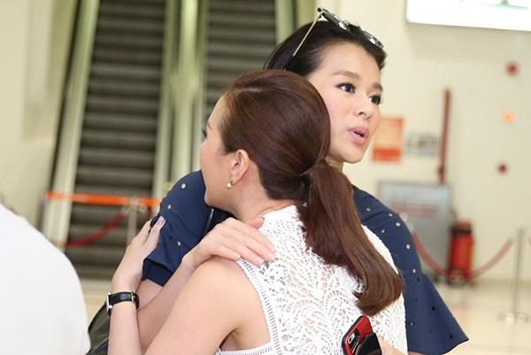 Mối quan hệ ít người biết giữa hoa hậu Thu Hoài và vợ chồng ngôi sao TVB Hồ Hạnh Nhi - Ảnh 6.