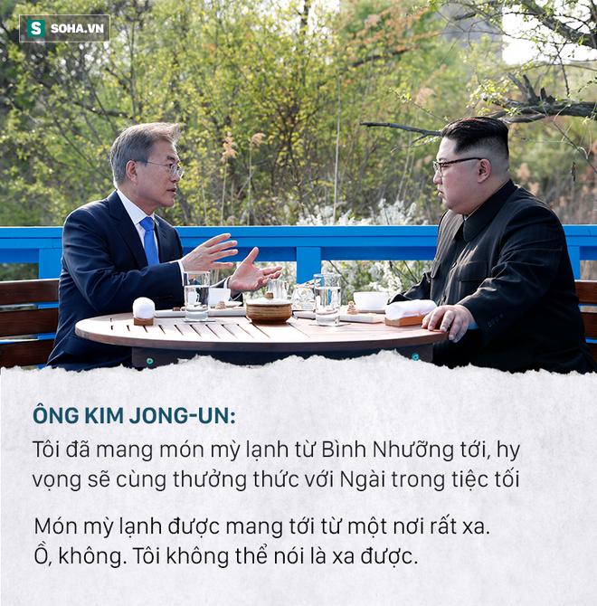 Người dân Hàn Quốc bất ngờ vì cách phát âm của ông Kim Jong-un nghe rất Tây - Ảnh 3.