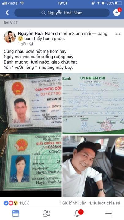 Tài xế xe tải đánh lái cứu người: Đã nhận được thông tin chuyển khoản 240 triệu đồng - Ảnh 1.