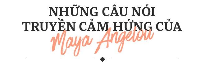 Maya Angelou là ai mà Google kỷ niệm ngày sinh? Câu nói nổi tiếng nhất của bà là gì? - Ảnh 2.