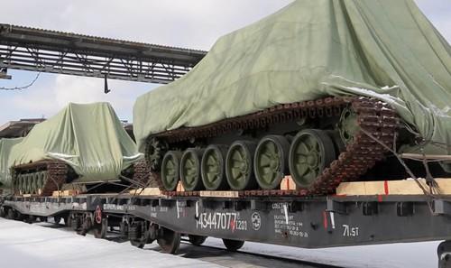 Nga tiết lộ phiên bản xe tăng Kẻ hủy diệt mới giữa lùm xùm cựu điệp viên Skripal - Ảnh 1.
