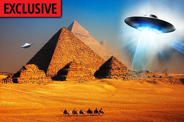 Giải mã vật thể lạ, chứng minh xuyên không có thể là thật thời Ai Cập cổ - Ảnh 2.