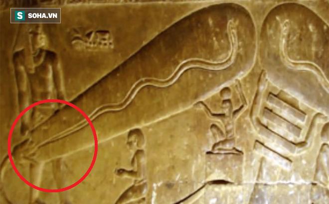 Giải mã vật thể lạ, chứng minh xuyên không có thể là thật thời Ai Cập cổ - Ảnh 1.
