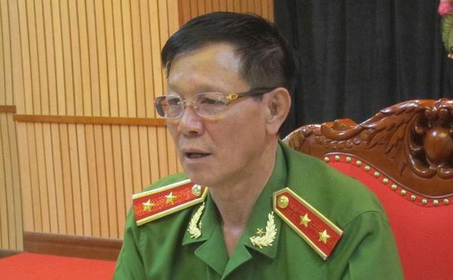 Những chuyên án lớn mà cựu trung tướng Phan Văn Vĩnh từng chỉ đạo điều tra - Ảnh 2.