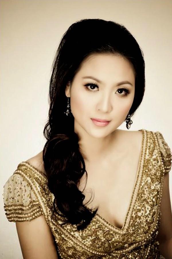 Phan Thu Ngân - Hoa hậu Việt Nam từ bỏ hào quang, lấy chồng gia thế và kết cục buồn - Ảnh 4.