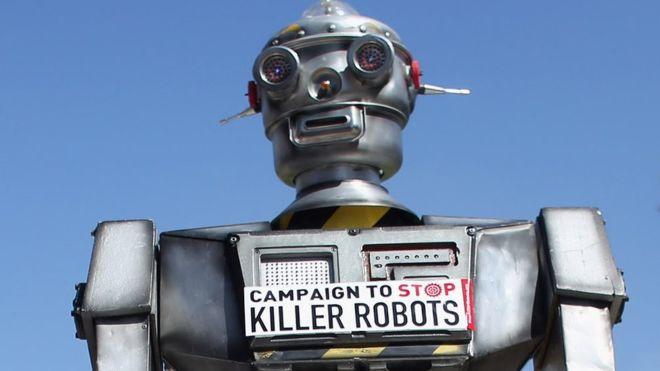 Chiến dịch ngăn chặn robot sát thủ sẽ được Liên Hiệp Quốc đưa ra vào ngày mai! - Ảnh 5.