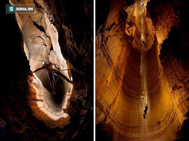 Thám hiểm lối vào lòng Trái Đất sâu nhất hành tinh: Mất 52 năm khám phá không ngừng - Ảnh 1.