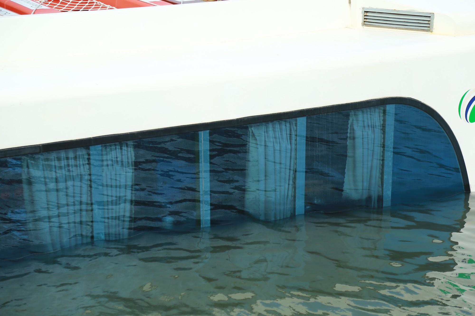 Cận cảnh trục vớt tàu cao tốc trị giá cả triệu USD bị chìm ở Sài Gòn - Ảnh 2.
