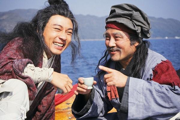 """Dàn sao Anh hùng xạ điêu 1994 sau 24 năm: """"Hoàng Dung"""" day dứt mối tình với Châu Tinh Trì, """"Quách Tĩnh hạnh phúc hôn nhân viên mãn khiến nhiều người ghen tị - Ảnh 14."""