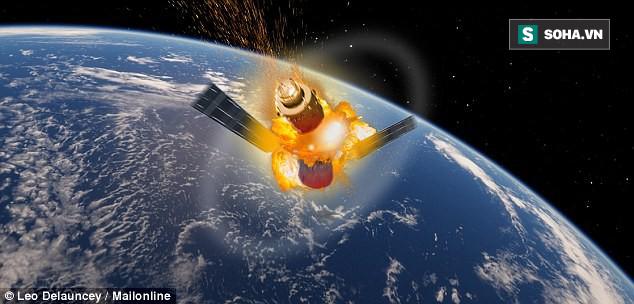 Trạm vũ trụ 8,5 tấn của Trung Quốc rơi không kiếm soát: Đây là những khu vực bị ảnh hưởng - Ảnh 1.