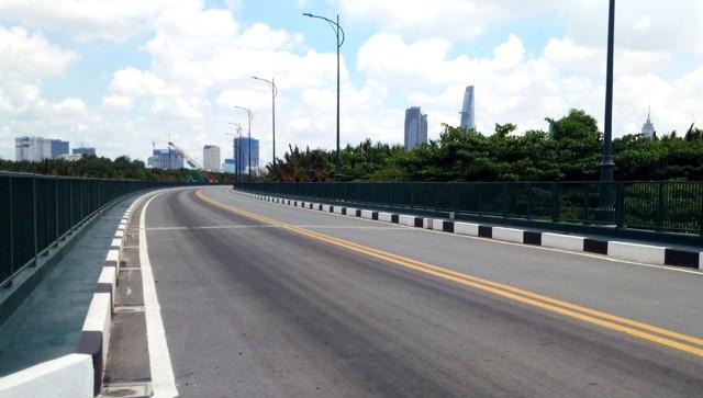 Cận cảnh con đường dát kim cương với chi phí 1.000 tỷ đồng/km ở Khu đô thị mới Thủ Thiêm - Ảnh 19.