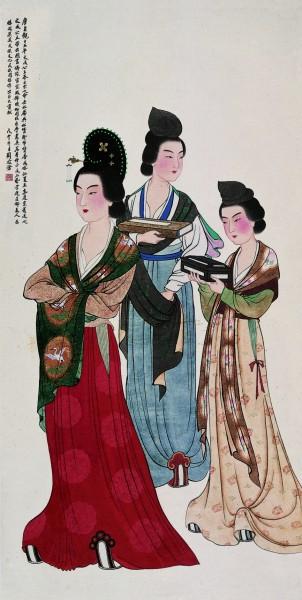 Bắt tại trận chồng mây mưa với người hầu, Công chúa nhà Đường đánh ghen một trận kinh hoàng lưu danh sử sách - Ảnh 3.